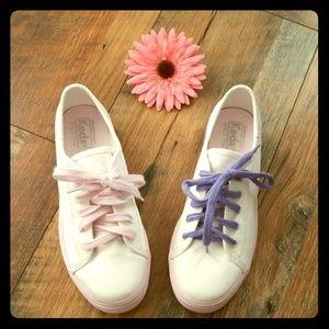 Girls Keds Shoes Sz 2M